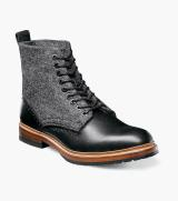 M2  Wool Felt Plain Toe Boot