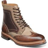 M2 Wingtip Lace Up Boot
