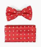 Giroux Bow Tie and Pocket Square Set