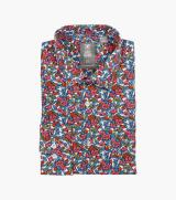 Lantana Dress Shirt Spread Collar