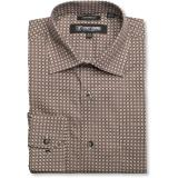 Parker Medallion Dress Shirt Point Collar
