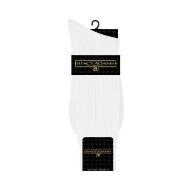 Ribbed Classic 3-Pack Mens Dress Socks S1585U