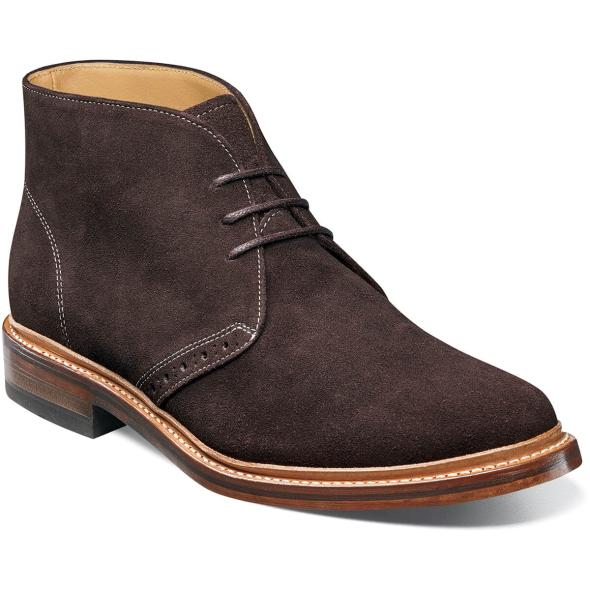Madison II  Plain Toe Chukka Boot
