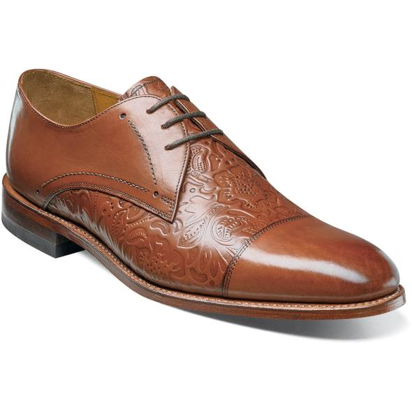 Madison II  Floral Cap Toe Oxford 59.90
