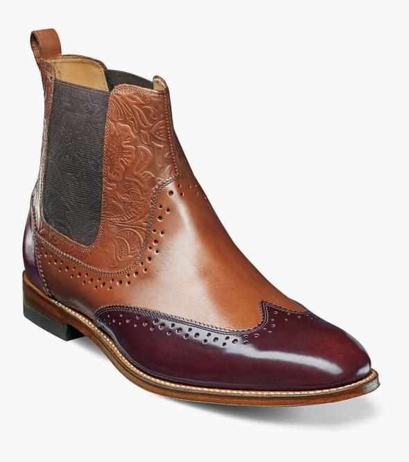 M2  Wingtip Chelsea Boot 69.90