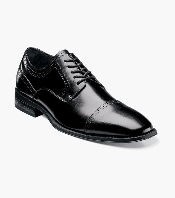 Waltham  Cap Toe Oxford