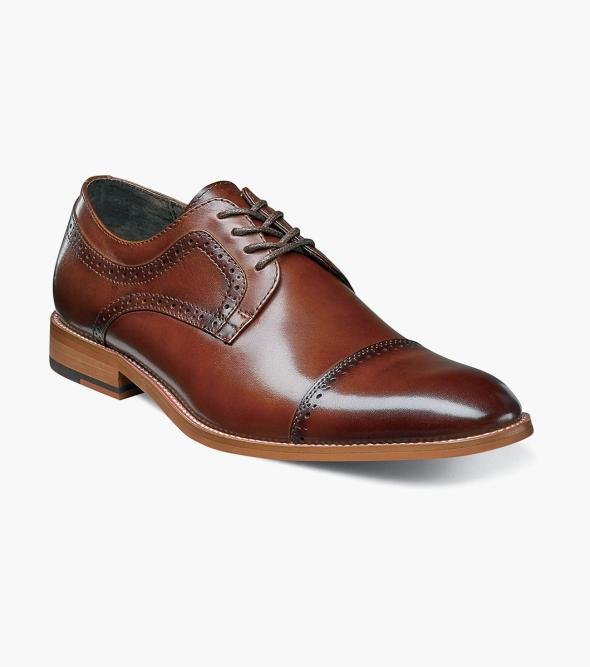 Dickinson Cap Toe Oxford
