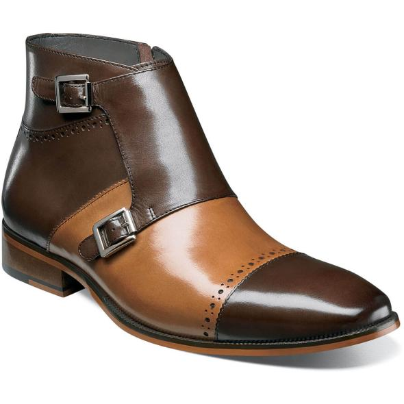 Kason Cap Toe Double Monk Boot 89.90