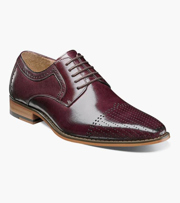 Sanborn Perf Cap Toe Oxford 89.90