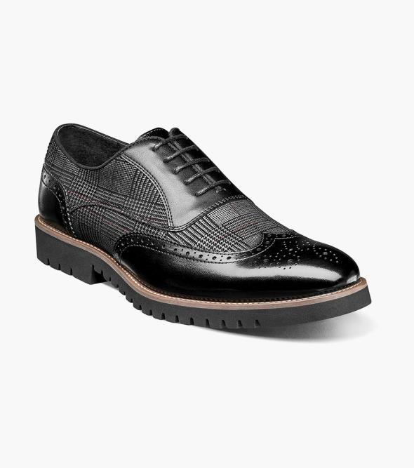Baxley  Wingtip Oxford
