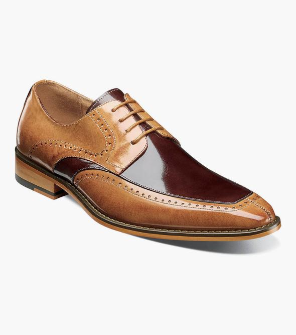 Sanford Moc Toe Oxford