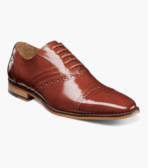 Talford Cap Toe Oxford