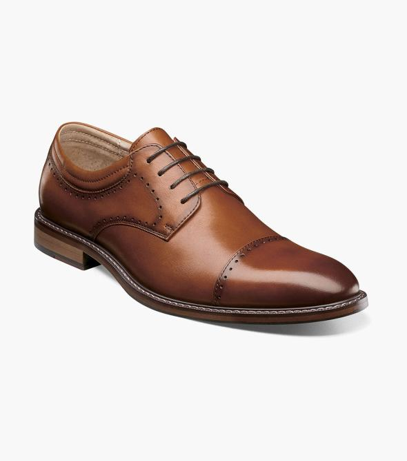 Flemming Cap Toe Oxford