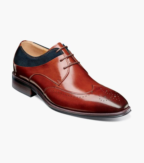 Hewlett Wingtip Oxford