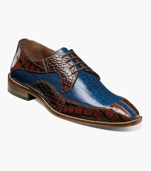 Trimarco Leather Sole Moc Toe Oxford 69.90