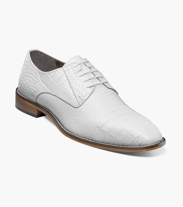 Talarico Leather Sole Cap Toe Oxford