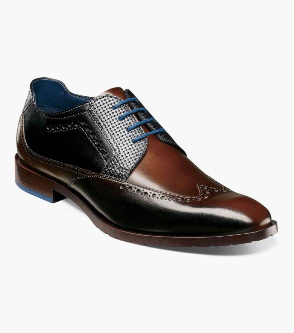 Rooney Wingtip Oxford