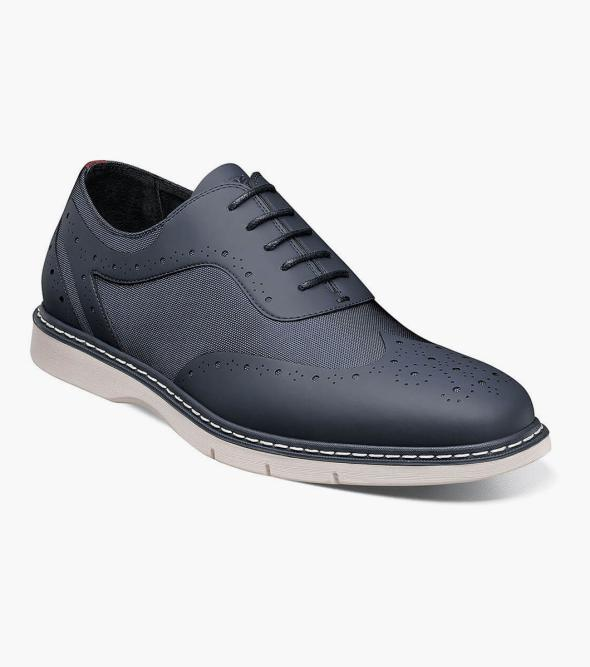 Summit Wingtip Lace Up