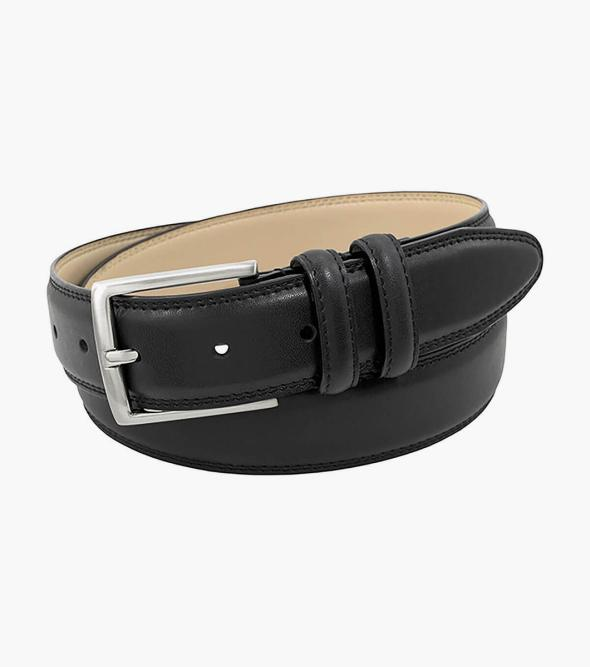 Tyson Double Strap Leather Belt
