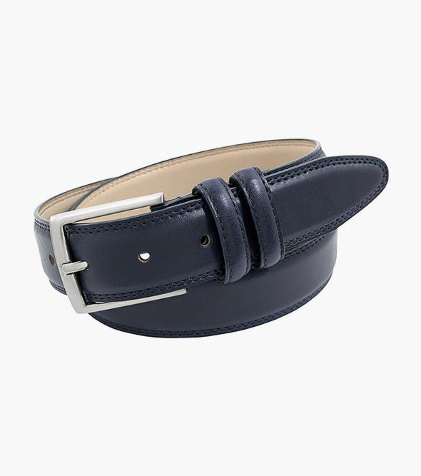 Tyson Double Strap Genuine Leather Belt