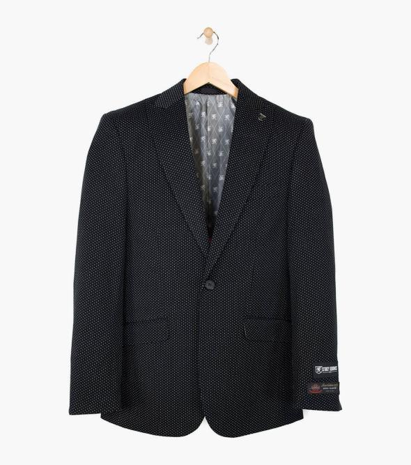 Ken 3 Piece Vested Suit