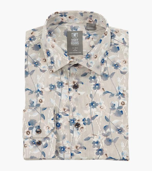 Weston Dress Shirt Point Collar