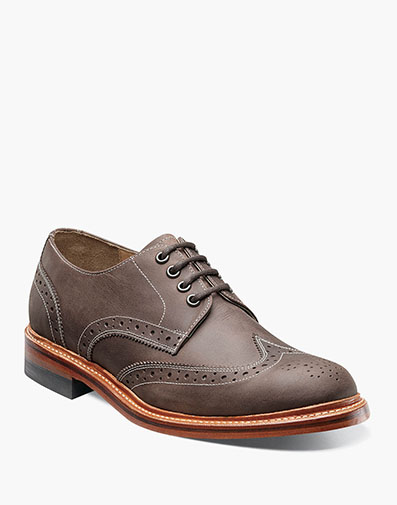 Madison II Wingtip Oxford in Brown for $69.90