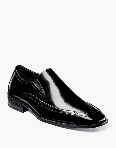 Acton Moc Toe Slip On in Black for $59.90