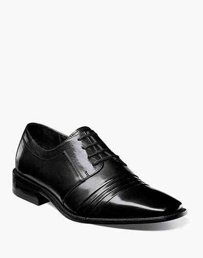 Raynor Cap Toe Lace Up in Black for $79.90
