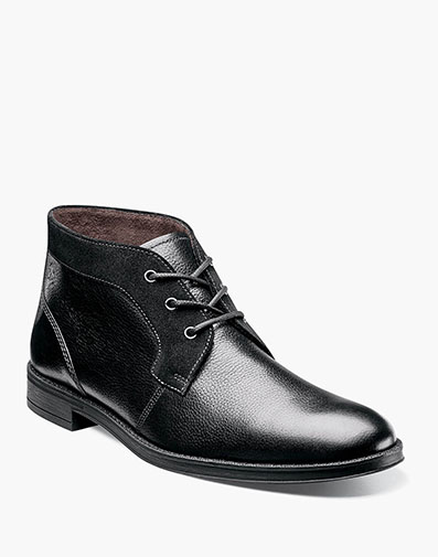 Cagney  Plain Toe Boot  in Black Tumbled for $49.90