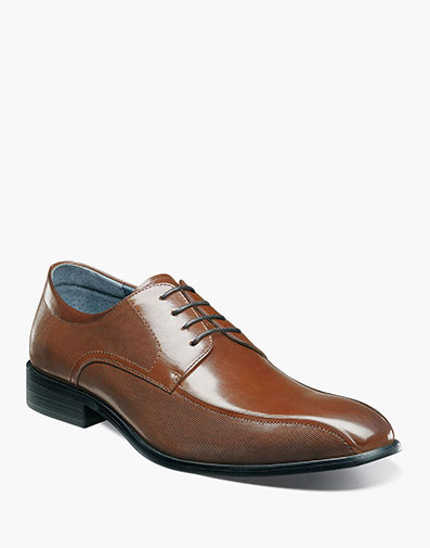 Julius Bike Toe Oxford in Cognac for $84.90