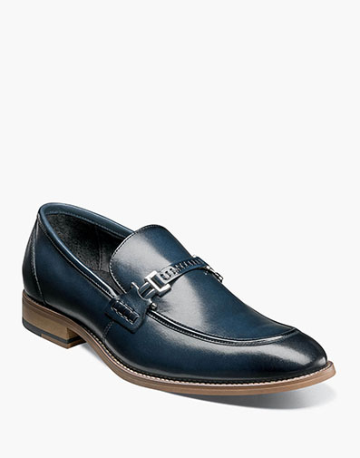 Duval  Moc Toe Bit Slip On in Indigo for $79.90