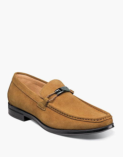 Neville  Moc Toe Bit Slip On in Tan for $69.90