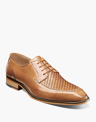 Winthrop Moc Toe Woven Oxford in Tan for $94.90