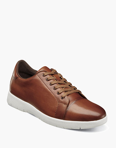 Hawkins Cap Toe Lace in Cognac for $100.00
