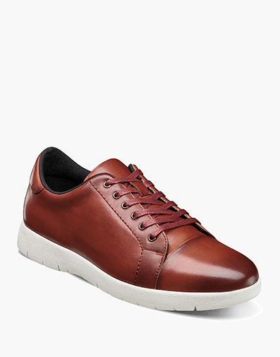 Hawkins Cap Toe Lace in Cranberry for $100.00