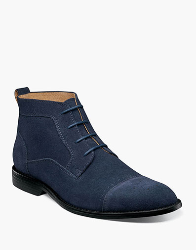 Wexford  in Navy Suede for $95.00