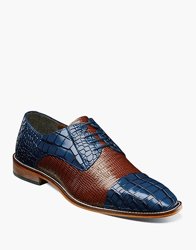 Talarico  in Dark Blue Multi for $100.00