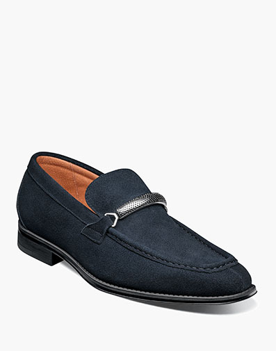Pasqual  in Navy Suede for $90.00
