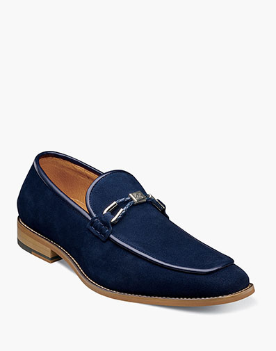 Colbin  in Navy Suede for $100.00