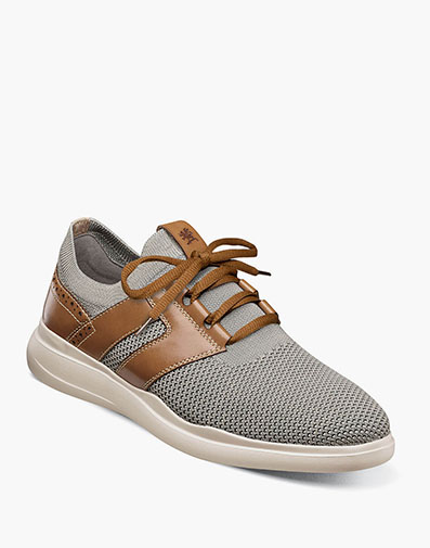 Moxley Knit Plain Toe Lace Up.