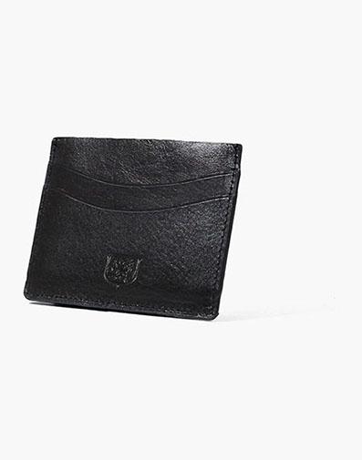 Black Cardholder  in Black for $20.00