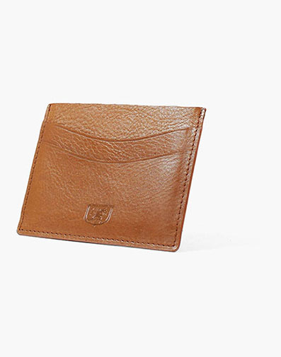 Tan Cardholder  in Tan for $20.00