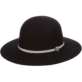 Eddie Fedora  in Black for $49.90